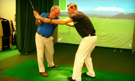 Private One-Hour Swing Analysis (a $75 value) - Edwin Watts Golf Academy in Greenville