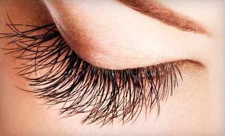 Full Set of Eyelash Extensions (a $125 value) - Laura Hill at Casabella Salon & Spa in Meridian