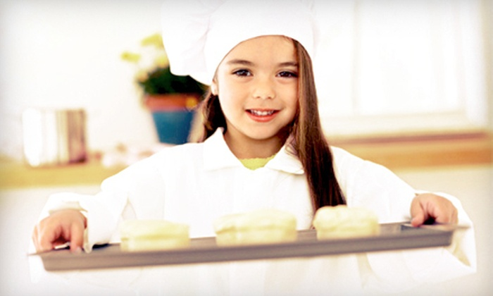 What's Cooking? - Oyster Bay: One or Two Children's Cooking Classes at What's Cooking? in Oyster Bay (Up to 56% Off)