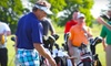Mulligans Golf Range & Bobby Wilson Teaching Center - North Little Rock: $10 for Two Medium Buckets of Balls ($20 Value) or $40 for a One-Hour Lesson and a Small Bucket of Balls ($80 Value) at Mulligans Golf Range