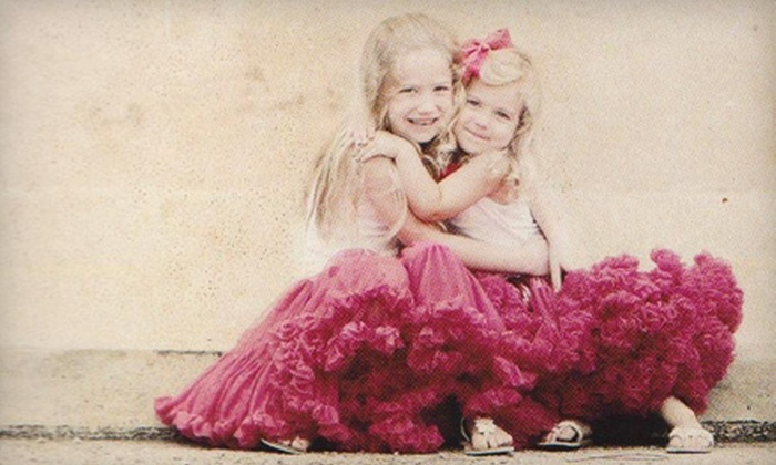 Gia Bella Children's Boutique: $15 for $30 Worth of Upscale Children's Apparel from Gia Bella Children's Boutique