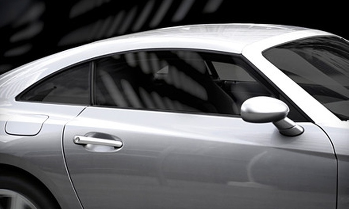 GP Customs - Lincoln: Window Tinting or a Remote Car Starter with Installation at GP Customs (Up to 52% Off). Four Options Available.