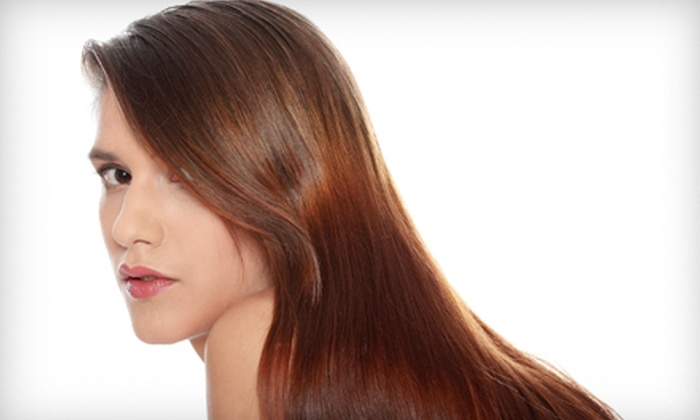 Divine Creations Hair Designs - Pearland: Hair-Treatment Services at Divine Creations Hair Designs in Pearland (Up to 73% Off). Two Options Available.