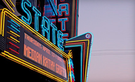 The State Theatre - The State Theatre in Modesto