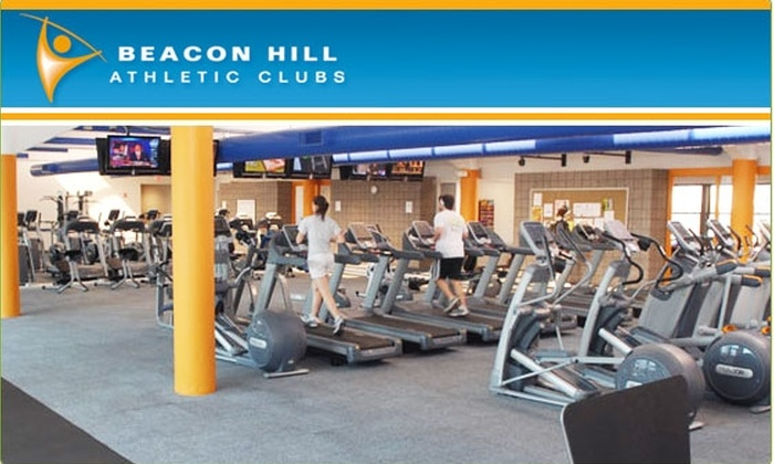 Beacon Hill Athletic Clubs - Boston: $29 for 20 Athletic Club Visits ($278 Value)