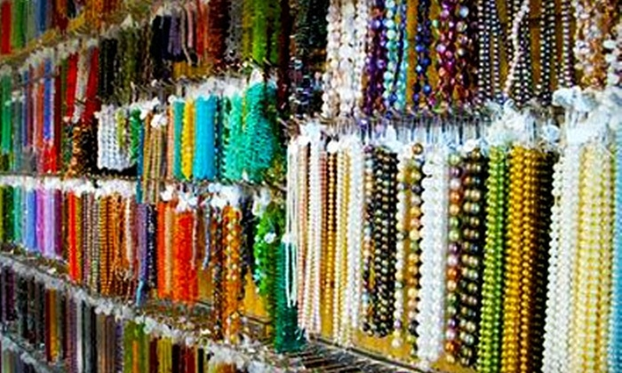 Buttercup Beads - Lower Pottsgrove: $15 for a Beading Class (Up to a $35 Value) or $10 for $20 Worth of Beading Supplies at Buttercup Beads
