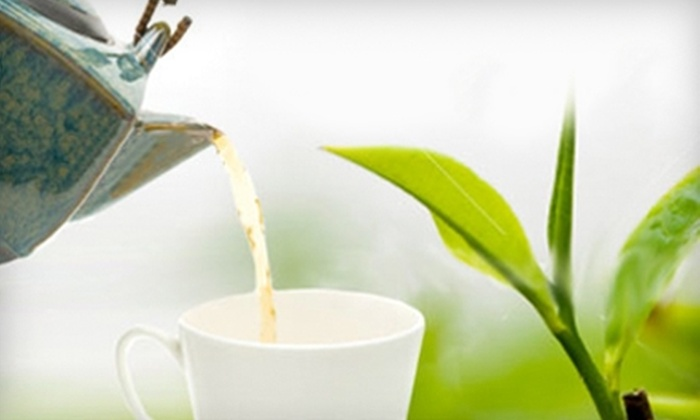 Tea District: $12 for $25 Worth of Premium Teas and Fashionable Accessories from Tea District