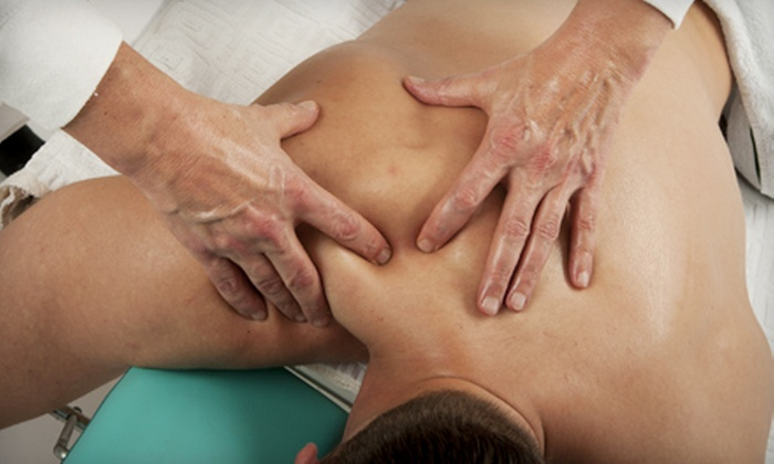 Roselle Chiropractic - Roselle: One or Three Massages at Roselle Chiropractic, Inc