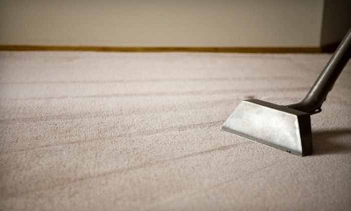 Fast and Fair Carpet Care - Pinellas Park: $34 for a Deep Steam Carpet Cleaning for Two Rooms and One Hallway from Fast and Fair Carpet Care in Pinellas Park ($69.95 Value)