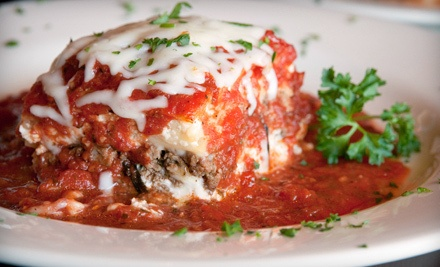 Italian Lunch for 2 - Spago Ristorante in Oklahoma City