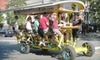 Savannah Slow Ride - Historic District - South: $59 for a Six-Person Bike Tour from Savannah Slow Ride ($120 Value)