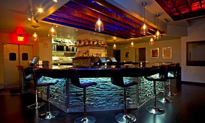 120° Piano Bar - Near North Side: Small Plates, Wraps, or Sandwiches and Drinks for Two or Four at 120° Piano Bar (Up to 66% Off)