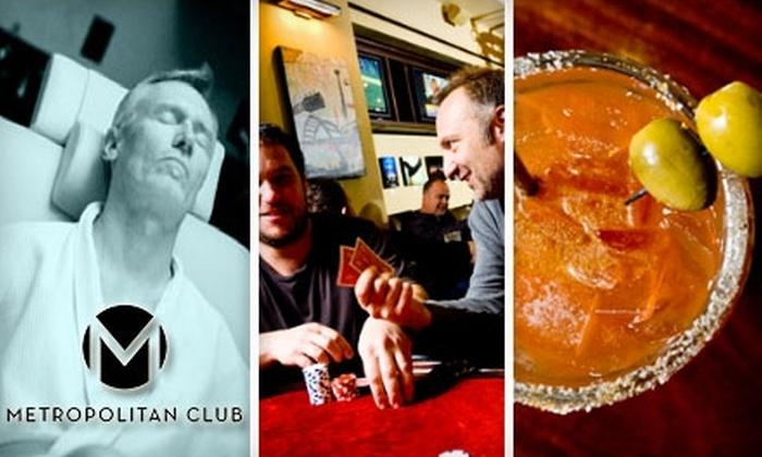 Metropolitan Club - Downtown: $150 for a Three-Month Membership at Metropolitan Club