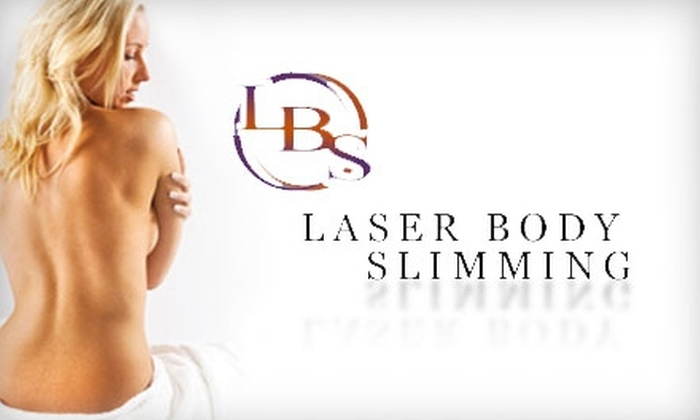 Laser Body Slimming - Cumming: $599 for Four Body-Slimming Treatments at Laser Body Slimming in Cumming ($1,200 Value)