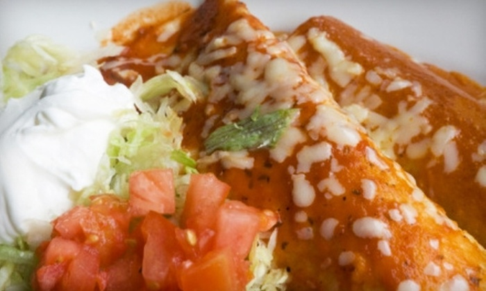 El Barrio Mexican Grill - Grand Rapids: $8 for $16 Worth of Contemporary Mexican Fare and Drinks at El Barrio Mexican Grill