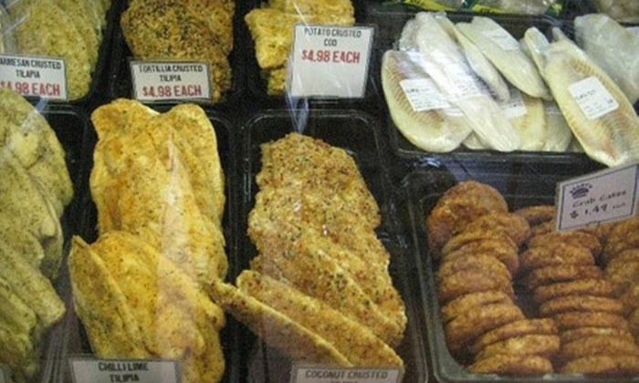 Brady's Gourmet Meats - Highway 11: $7 for $15 Worth of Gourmet Groceries at Brady's Gourmet Meats