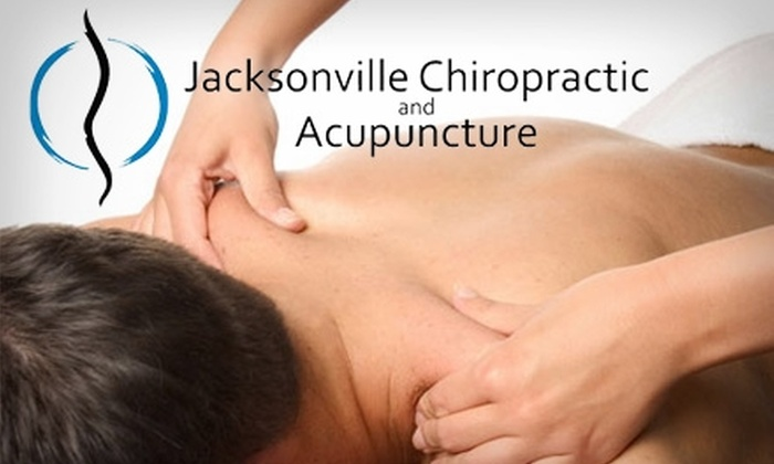 Jacksonville Chiropractic & Acupuncture - Deerwood: $29 for a Chiropractic Exam and 30-Minute Massage at Jacksonville Chiropractic and Acupuncture ($175 Value)
