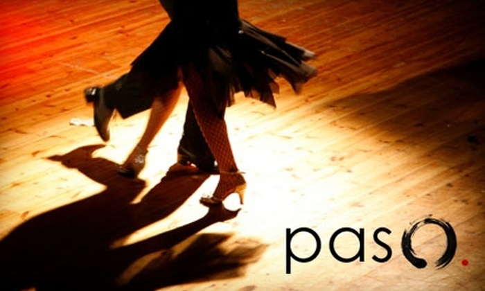 Paso Dance Studios - Durham: $20 for Five Cuban Salsa Classes at Paso Dance Studios in Durham ($75 Value)