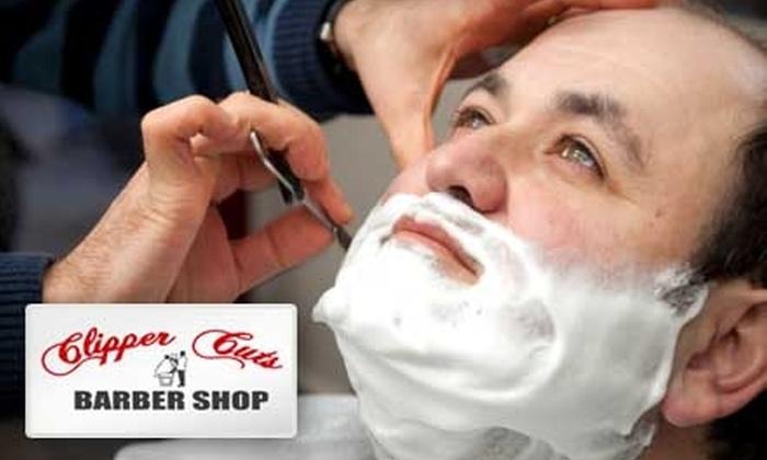 Clipper Cuts Barber Shop - Memphis: $10 for a Men's or Boys' Haircut at Clipper Cuts Barber Shop