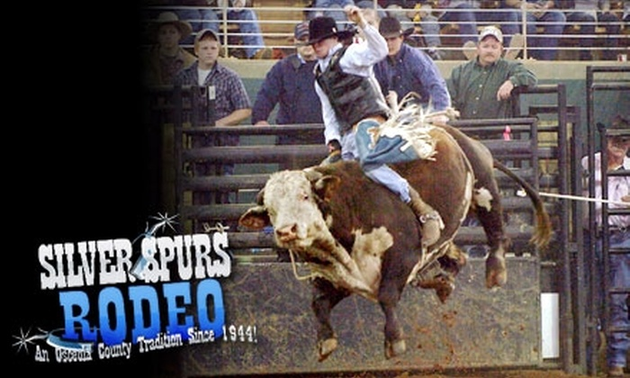 Silver Spurs Rodeo - Osceola County Complex: $15 for Two Tickets to Silver Spurs Rodeo ($30 Value). Choose from Three Dates.