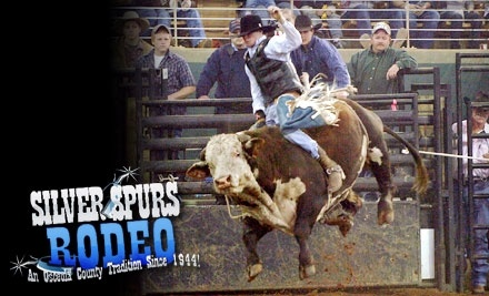 Silver Spurs Rodeo on Friday,  Feb. 18 at 7:30PM - Silver Spurs Rodeo in Kissimmee