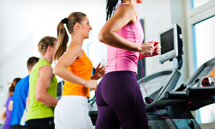 Aspen Athletic Club - Multiple Locations: $19 for One-Month Membership with Personal-Training Sessions and Group Fitness at Aspen Athletic Club ($219.99 Value)