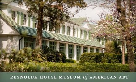 Reynolda House Museum of American Art: 1-Year Individual Membership - Reynolda House Museum of American Art in Winston Salem
