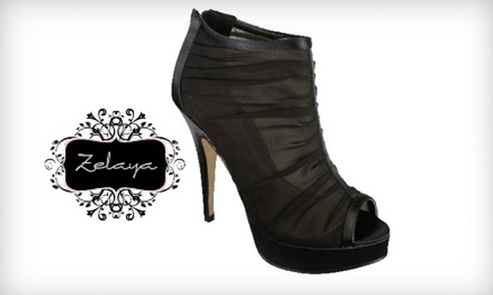 Zelaya Shoes of Bethesda - Bethesda: $50 for $100 Worth of Shoes at Zelaya Shoes of Bethesda