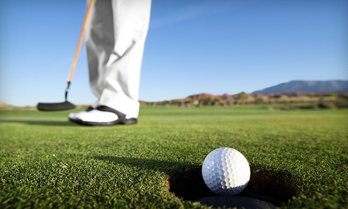 Bing Maloney Golf Course - Southwestern Sacramento: $89 for a Two-Hour Short Game Group Golf Clinic at the Bing Maloney Golf Course