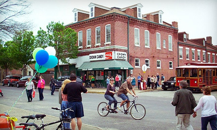 Old North St. Louis Restoration Group - Old North St. Louis: Community Tour and Street Festival on May 19 for Two or Four from Old North St. Louis Restoration Group (Up to 64% Off)