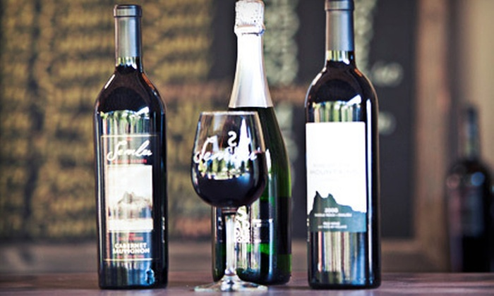 Malibu and Vine Outdoor Wine Bar - Agoura Hills-Malibu: $15 for $30 Worth of Local Wines by the Glass or Bottle at Malibu and Vine Outdoor Wine Bar
