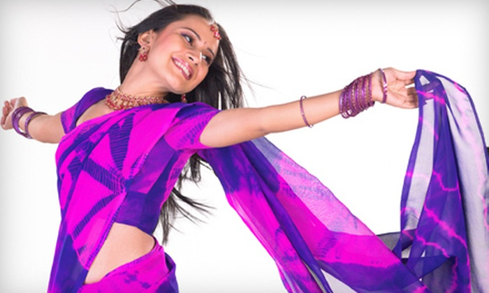 Bollywood Rhythms - Burlington Northern Industrial Park: One Drop-In Dance Class or One Month of Dance Classes at Bollywood Rhythms in Naperville