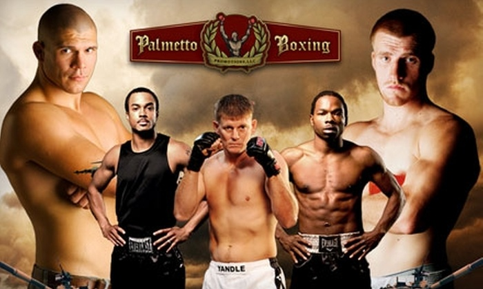 Palmetto Boxing - Columbia: $10 for a General-Admission Ticket to an MMA Title Match at Palmetto Boxing ($20 Value). Choose from Four Dates.