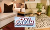 Oxi Fresh - Albuquerque: $59 for a Two-Room Carpet Cleaning with Protectant from Oxi Fresh