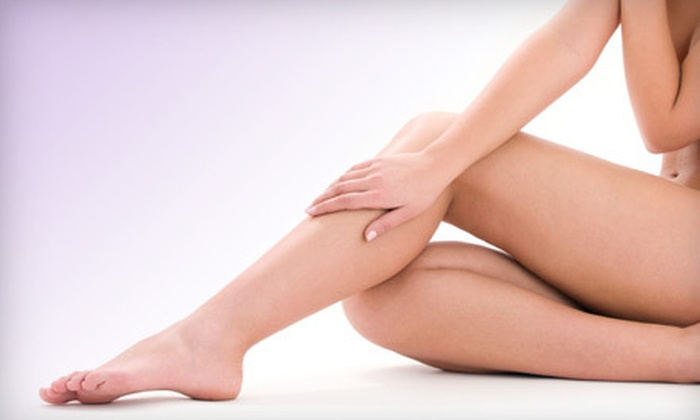 Ultimate Image Skin Care - Plano: $389 for Full-Legs Laser Vein Removal at Ultimate Image Skin Care in Plano (Up to $2,000 Value)