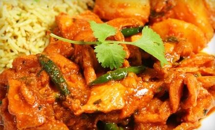 $14 Groupon to Tadka Indian Cuisine - Tadka Indian Cuisine in NY