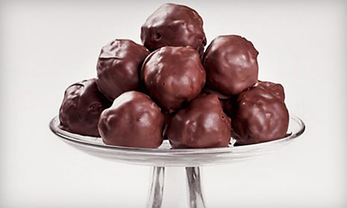 JonJohn's Bakery - Multiple Locations: $10 for $20 Worth of Cookies, Cakes, and Baked Goods or Two Dozen Peanut-Butter Balls at JonJohn's Bakery