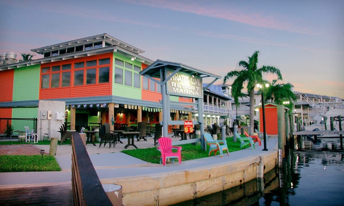 Pirate's Cove Resort and Marina - Port Salerno: One-, Two-, or Three-Night Stay at Pirate's Cove Resort and Marina in Stuart, FL