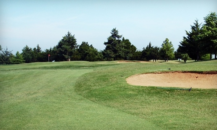 Cimarron Trails Golf Club - Perkins: $49 for Two Private Golf Lessons from PGA Pro Luke Benedict at Cimarron Trails Golf Course in Perkins ($160 Value)