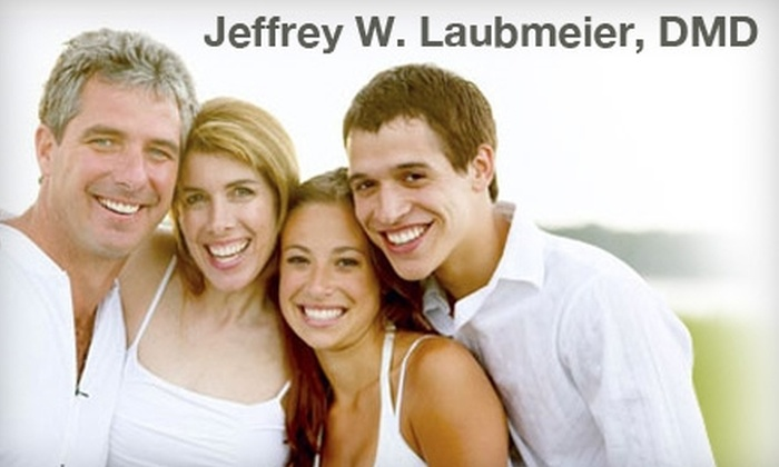Jeffrey W. Laubmeier, DMD - Lakewood: Standard Cleaning, Tooth Examination, and More at Dr. Jeffrey W. Laubmeier, DMD. Choose Adult or Child Services.