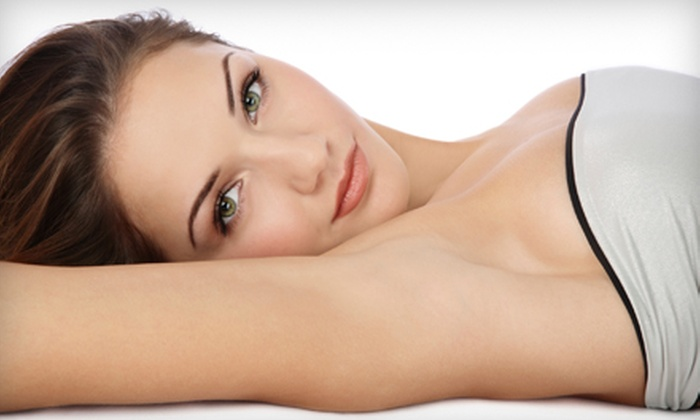 Laser Aesthetic Center - Chicago: $150 for Six Laser Hair-Removal Treatments at Laser Aesthetic Center in Hinsdale (Up to $900 Value)