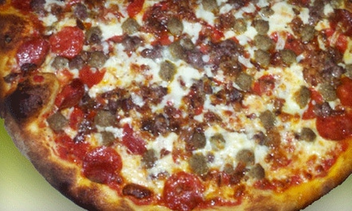 Sorrento's Pizza - East Side: $8 for $16 Worth of Italian Fare From Sorrento's Pizza in Manchester