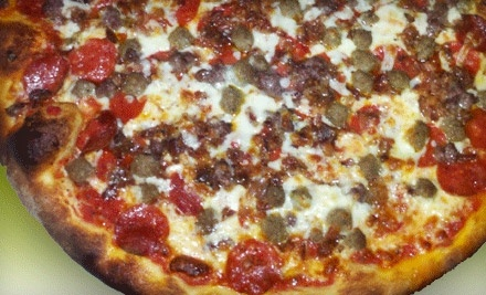 $16 Groupon to Sorrento's Pizza - Sorrento's Pizza in Central Manchester
