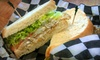 Julians - Asheville: $7 for $15 Worth of Deli Fare at Julian's Gourmet Sandwiches