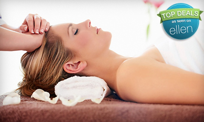 SpaDreams Day Spa - Northeast Cobb: One or Three Swedish Massages with Scalp Massages or Sinus Treatments at SpaDreams Day Spa in Marietta (Up to 63% Off)