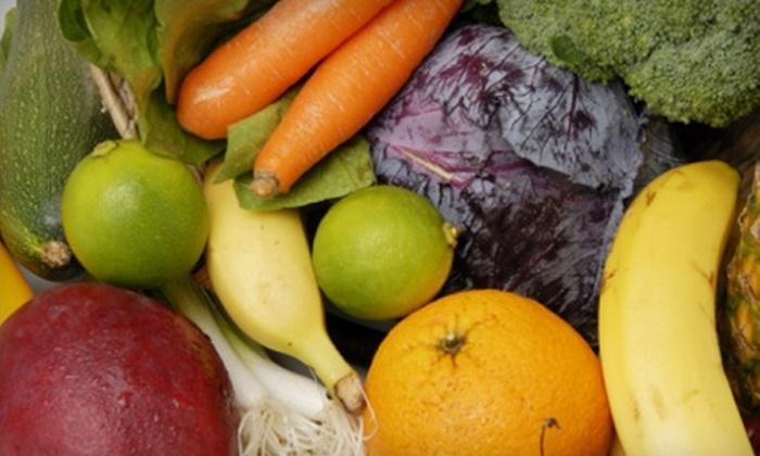 Door to Door Organics: $13 for Bitty Box of Produce from Door to Door Organics (a $26.72 Value)