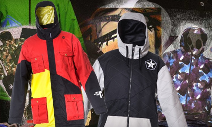 Sessions: $25 for $50 Worth of Snowboarding and Skiing Apparel from Sessions