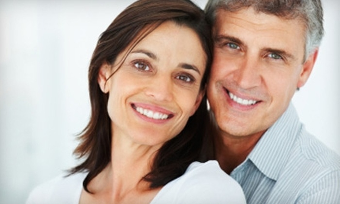 Downtown Dentist Memphis - Downtown Medical Center: $89 for a Consultation and Home Teeth Bleaching Kit from The Downtown Dentist ($350 Value)