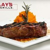 Half Off at Barclay's American Grille