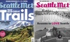 """Seattle Met Magazine - Seattle: $8 for a One-Year Subscription to """"Seattle Met"""" Magazine ($16.95 Value)"""